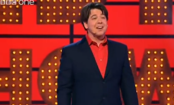 Micheal McIntyre