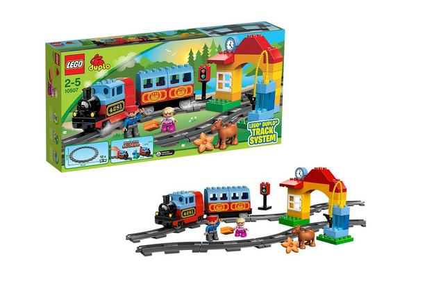Duplo Eisenbahn