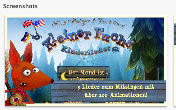 Kleiner Fuchs App