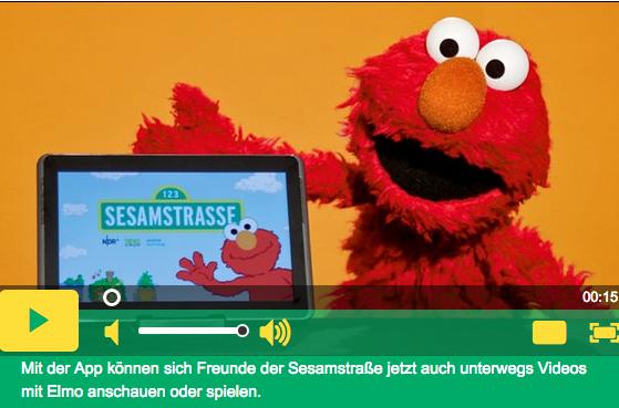 Sesamstraßen-App