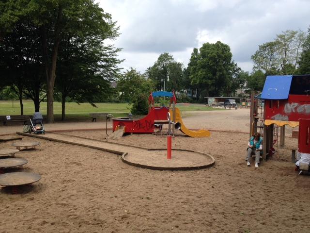 Spielplatz Zoopark