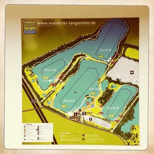 Wasserski Langenfeld