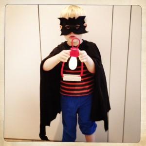 Fledermaus-Kostüm